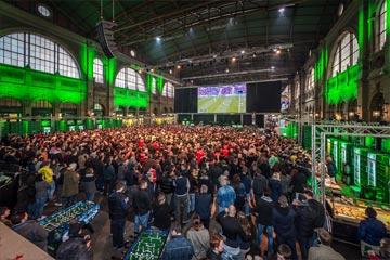 7 Heineken Final Party