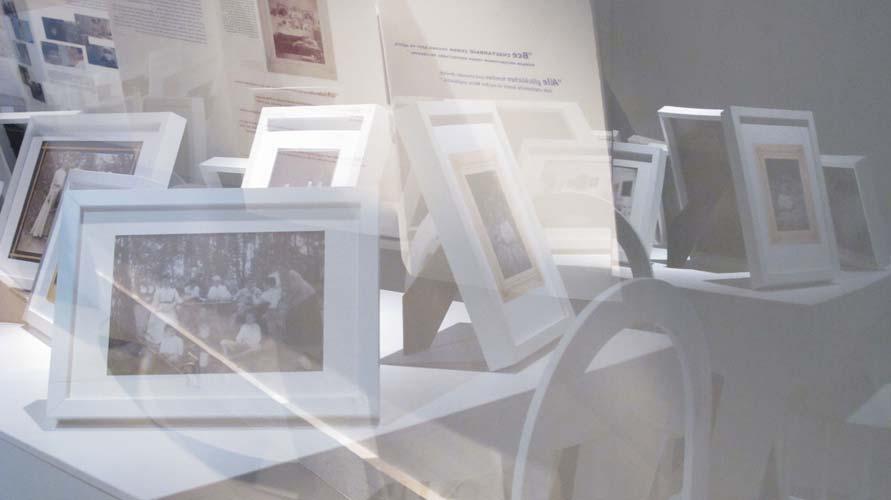 Tolstoi_3_Ausstellungsinstallation